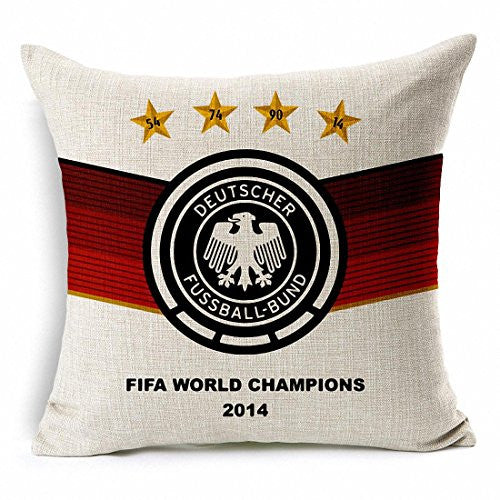 Germany Throw Pillow