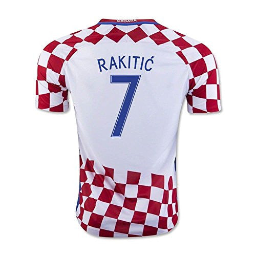 2016-17 Croatia Home Shirt (Rakitic 7)