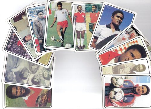 Eusebio Soccer Cards Set- Portugal