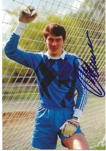 Rinat Dasayev Autographed, In-Person signed photo