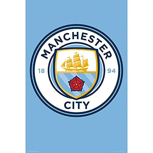 Poster - Manchester City F.C