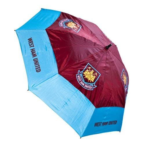 Double Canopy Golf Umbrella - West Ham United F.C