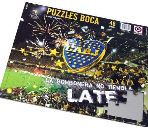 Boca Juniors Rompecabezas - Puzzle 48 Pieces