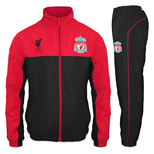 Liverpool FC Mens Tracksuit Jacket & Pants