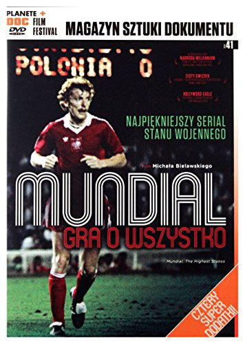 Mundial: The Highest Stakes [DVD] (English subtitles)