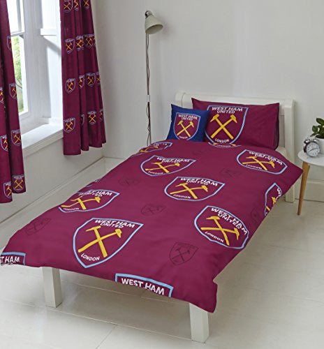 West Ham Single Duvet Set