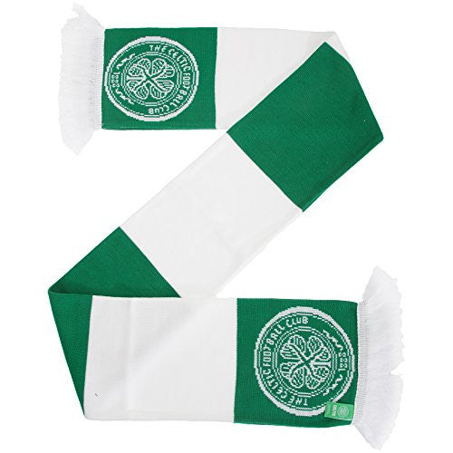 Celtic FC Official Scarf (One Size)