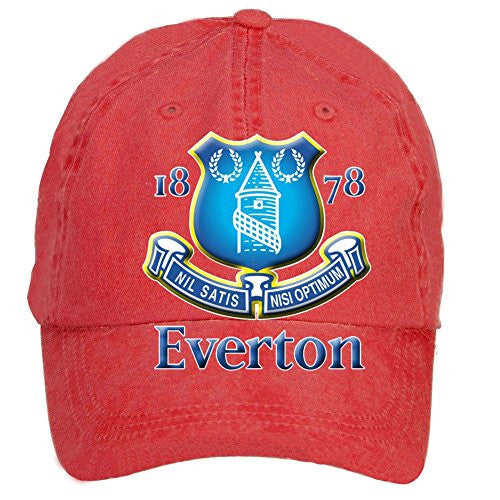Everton Adjustable Womens Cap