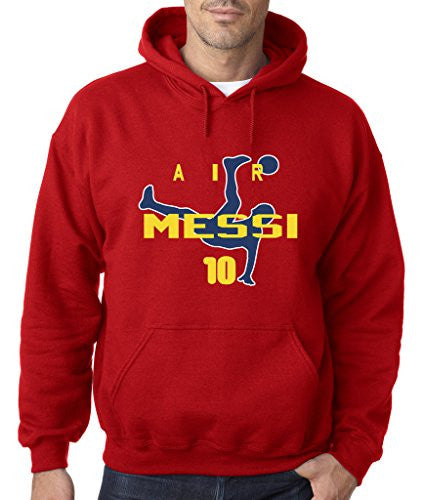 Lionel Messi FC Barcelona 'Air Messi' Hooded Sweatshirt