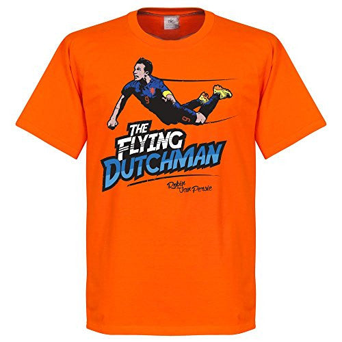 Robin van Persie The Flying Dutchman Tee