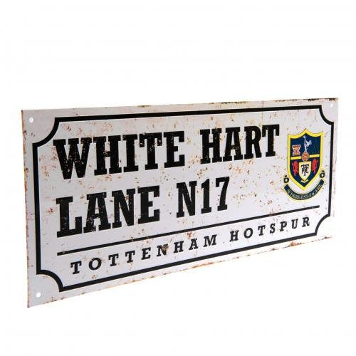 Tottenham Retro Street Sign