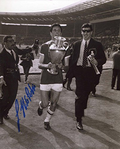 Cesare Maldini Autographed, In-Person signed photo