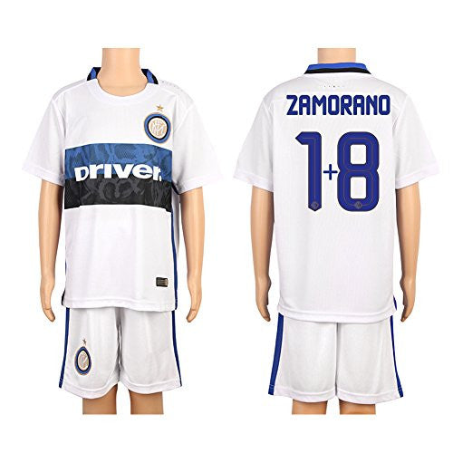 #18 Zamorano Inter Milan Away Jersey (2015/16)