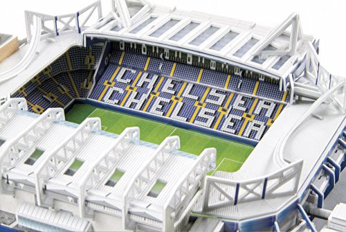 Stamford Bridge Stadium 3D Puzzle