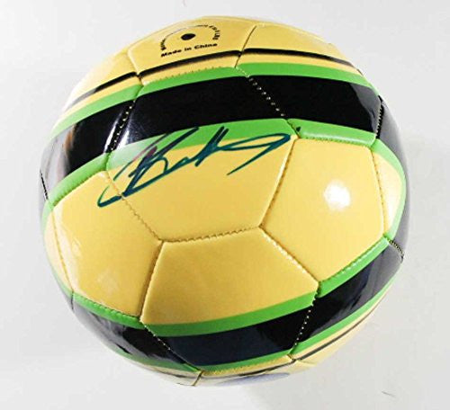 Kaka Signed Autographed Full Sized Brazil Ball - COA Matching Holograms