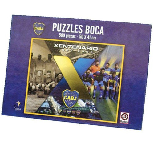 Boca Juniors Rompecabezas - Puzzle 500 Pieces