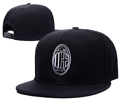 AC Milan Adjustable Snapback Cap