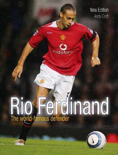 Rio Ferdinand by Croft Andy