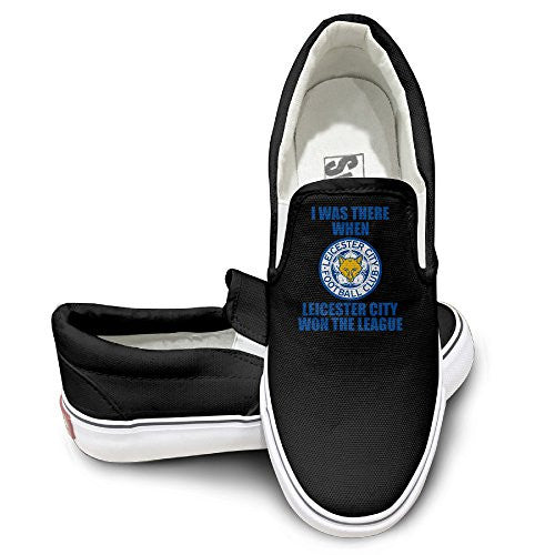 Leicester City Football Club Slip-On Shoes