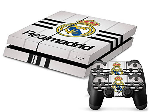 Real Madrid PS4 Skin Sticker for Sony PlayStation 4