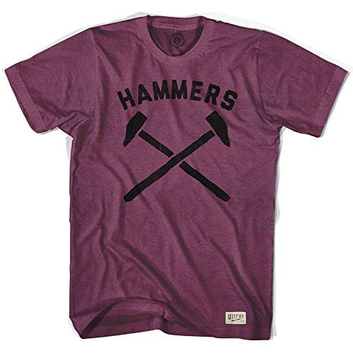 West Ham Hammers Cranberry T-Shirt