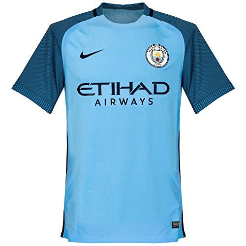 Manchester City Jersey 2017 (Field Blue)