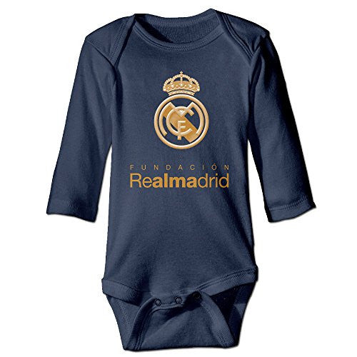 Real-Madrid Infant Baby Onesie