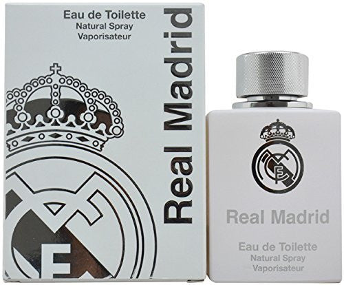 Real Madrid Edt Spray 3.4 Oz