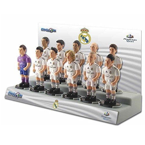 Real Madrid C.F. Team Figures (11 Pack)