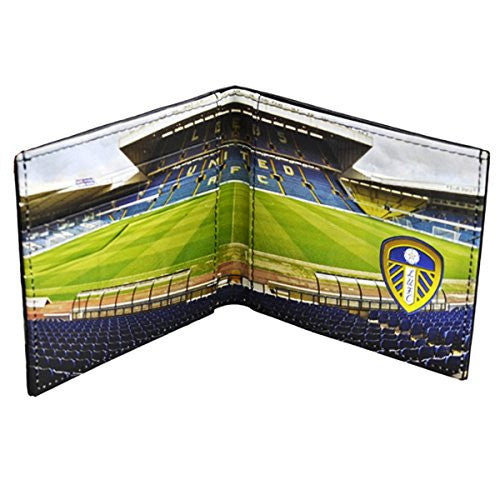 Leeds United Leather Wallet