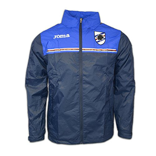 JOMA RAINCOAT TRAINING SAMPDORIA NAVY L