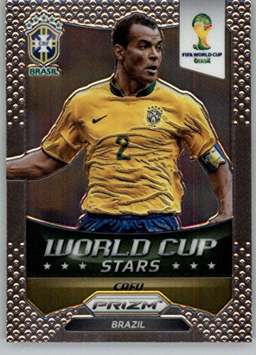 Cafu 2014 Panini World Cup Stars Card