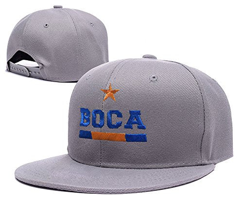 Boca Juniors Adjustable Snapback