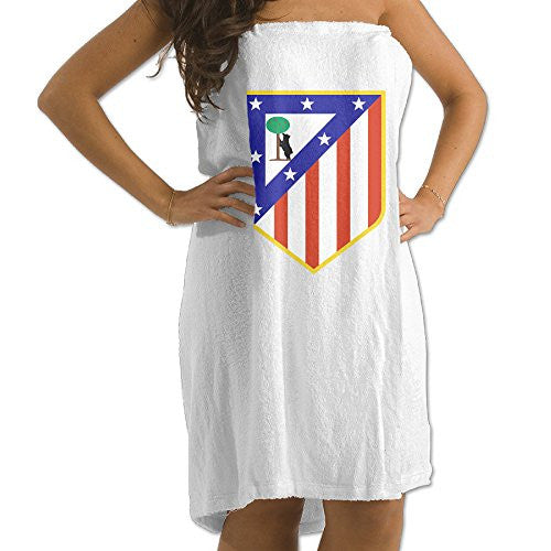 Atletico Madrid Beach Towel