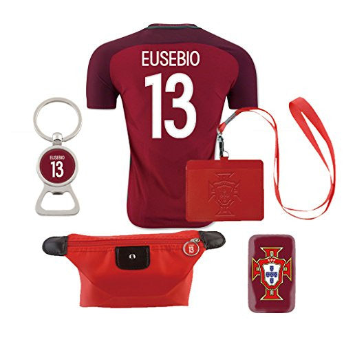 #13 Eusebio (6 in 1 Combo) Portugal