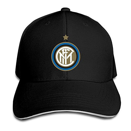 Inter Milano Hat Black