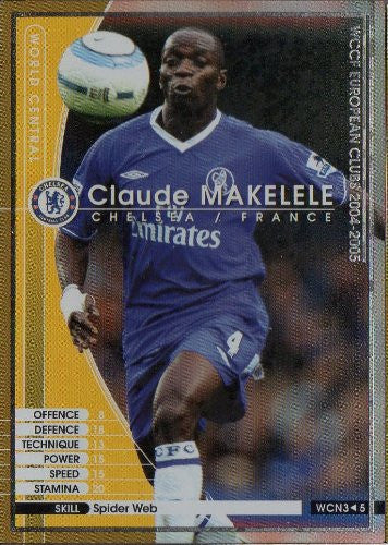 WCCF 04-05 / WCN / Claude Makelele