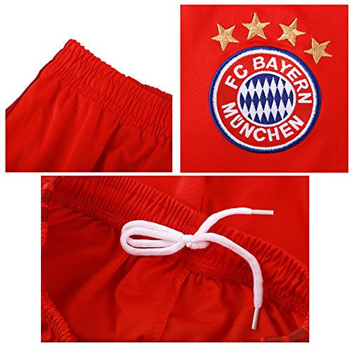 #3 Bixente Lizarazu Kids Youth Soccer Jersey & Shorts Kit Set