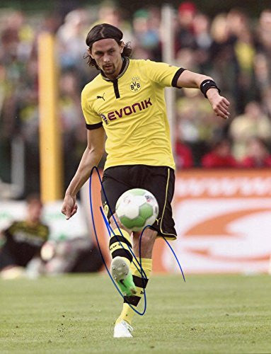 Neven Subotic autographed, IP signed photograph