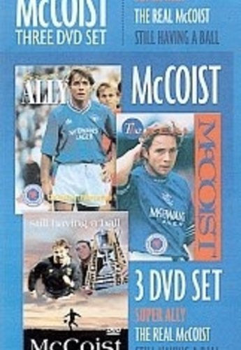 Ally Mccoist - Still Having a Ball