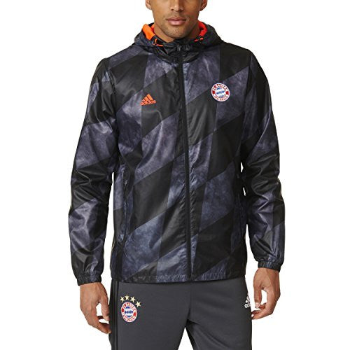 Bayern Munich Windbreaker Jacket