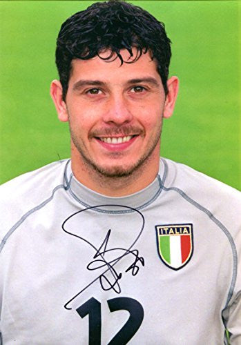 Francesco Toldo Autographed, IP signed photo