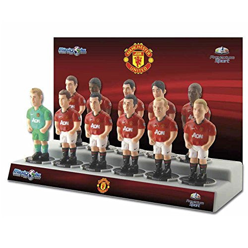 F.C. Manchester United Team Figures (11 Pack)