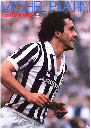 Michel Platini Pictorial Book