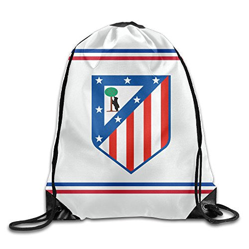 Atletico De Madrid Drawstring Backpack
