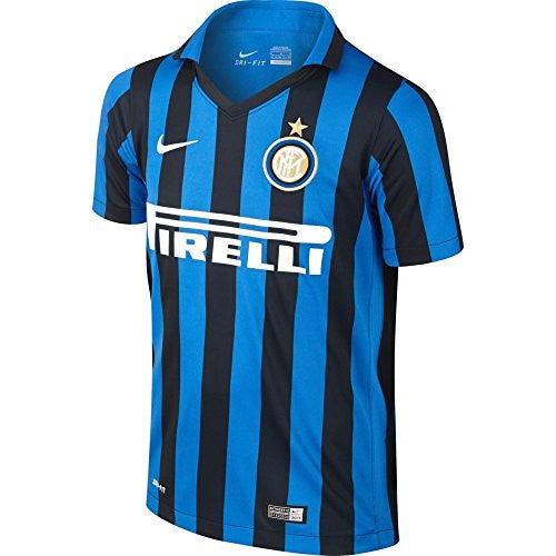 Inter Milan Boys Home Jersey