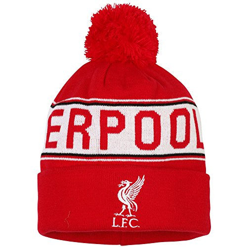 Liverpool FC Junior Winter Beanie Hat