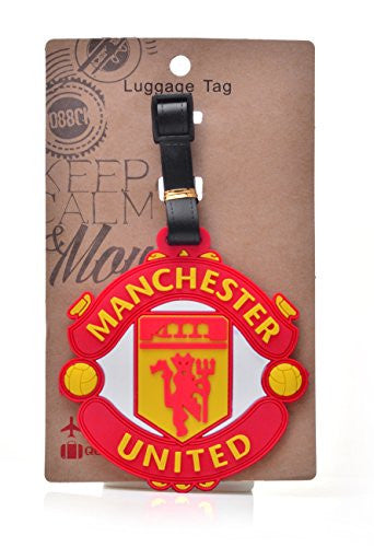 Manchester United Travel Luggage ID