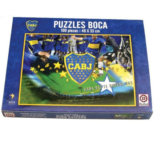 Boca Juniors Rompecabezas - Puzzle 100 Pieces