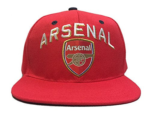 Arsenal FC Snapback Adjustable Cap Hat